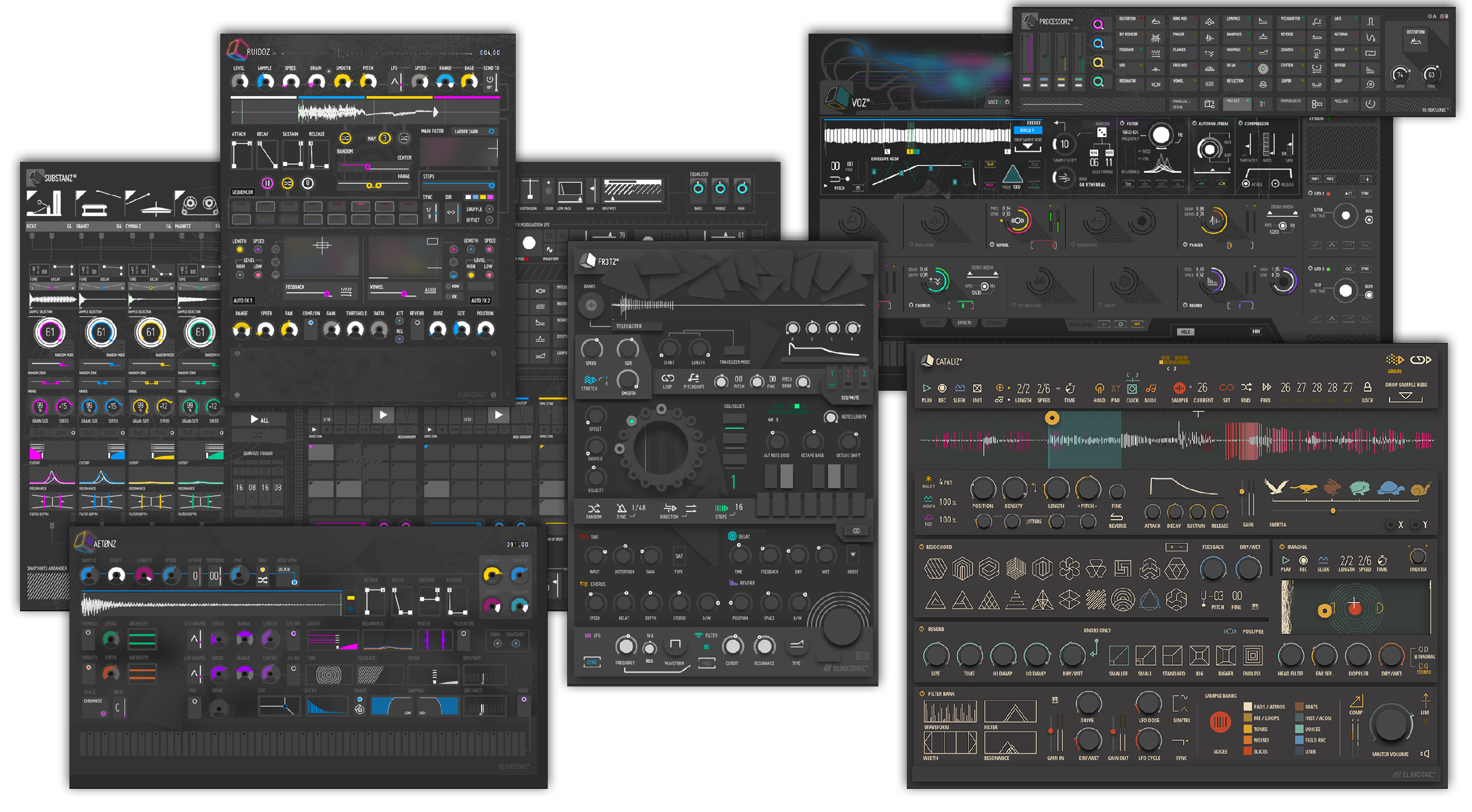 BLINKSONIC° // ENSEMBLES FOR REAKTOR 6