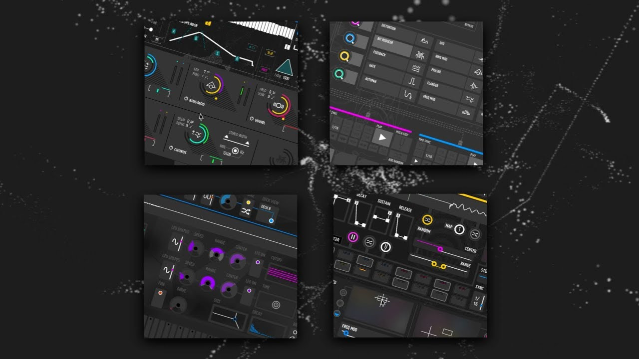 Blinksonic Ensembles For Reaktor 6 99 Electronic Toolbox 10 Combines May 22 2018